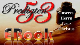 DE EBook - 53 Predigten von Jesus - offenbart an Gottfried Mayerhofer